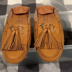Tods mule loafer